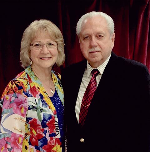 Pastors Bernard & Linda J. Morris